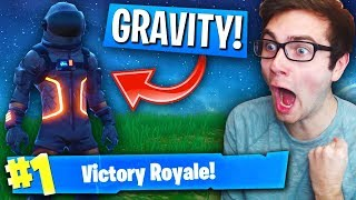 LOW GRAVITY Game Mode Coming To Fortnite: Battle Royale! (New Update LEAKED!)