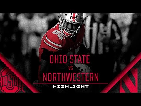 Ohio State Football: Northwestern Highlight