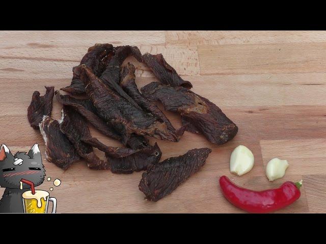 Острые мясные чипсы | Грильков