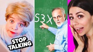 Funny Teacher Tiktoks That Make School Relatable !