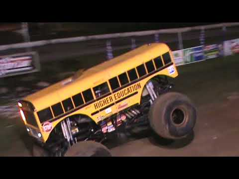 All American Monster Truck Tour - Higher Education (Freestyle)
