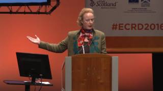 ECRD 2016 Plenary Session Part 1/4
