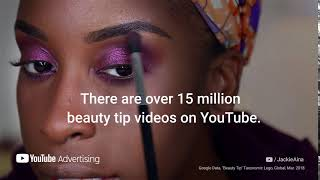 Where Beauty Tips Lead to Shopping Trips | YouTube Advertisers thumbnail