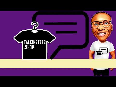 Our AUTHENTIC Talking Tees Website