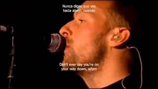 Coldplay Live 2003 (SUBTITULADO ESPAÑOL E INGLES)