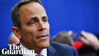 Kentucky governor race: Incumbent Republican refuses to concede defeat