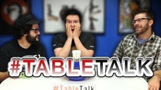 Sex Robots and Conspiracy Theories! #TableTalk