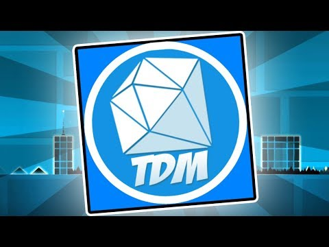 DANTDM CUSTOM LEVELS! | Geometry Dash