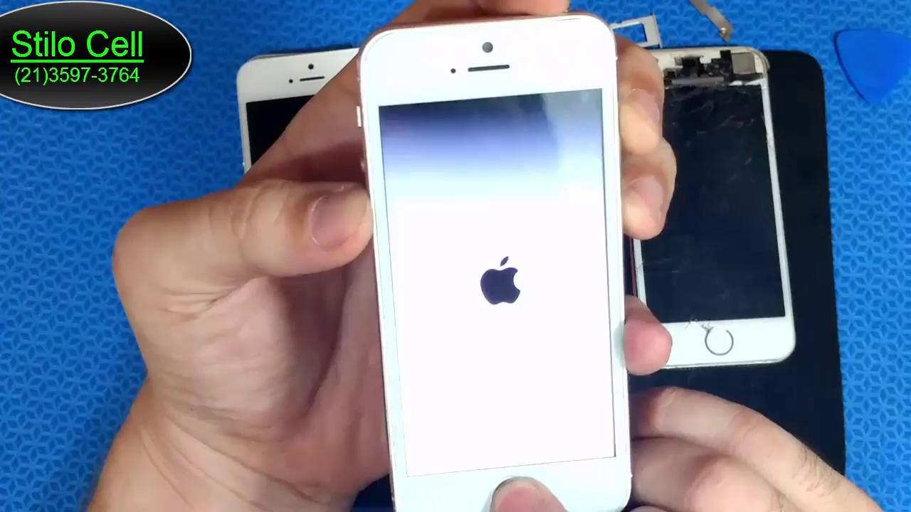 Iphone 5 Hard Reset