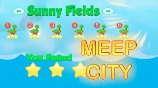MEEP CITY - STAR BALL - SUNNY FIELDS - MINI GAME - ROBLOX