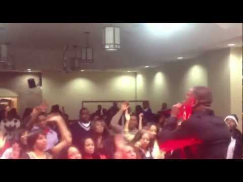 Tyshan Knight's Album Release Concert (snippet)