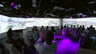 Unleashing the Power of Visualization and Collaboration at the Hunt Library