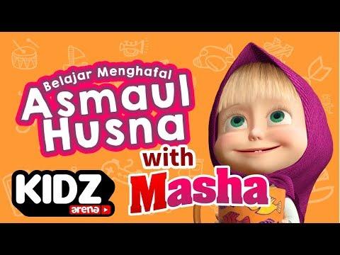 Lagu Anak Islami Asmaul Husna Versi Masha