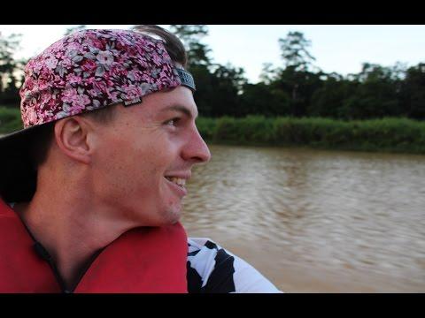 Borneo Jungle River Adventure - WILD ORANGUTANS