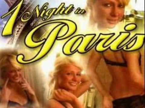 Parishilton one night in paris