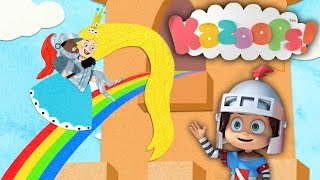 Kazoops!   Bold Knight and the Princess   Sir Montegue   Top Songs for Children   Princess Songs