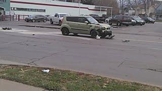 Sister survive A Car Accident
