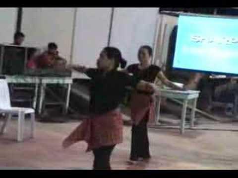 DA Caraga Version of Sayaw Caraga