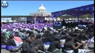 Mutharika funeral