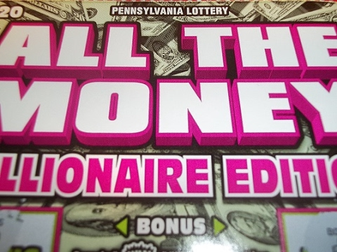 Pennsylvania Lottery Instant Games