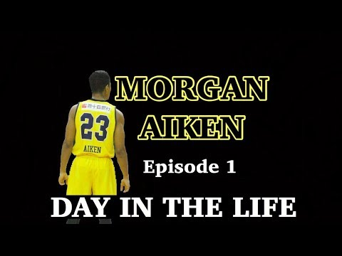 "Pro MORGAN AIKEN: Day In The Life, ""3-a-day Training"" Episode 1"