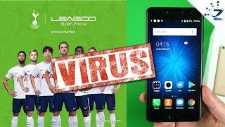 Newsflash - Viruses on Leagoo Phones? Again... #2018