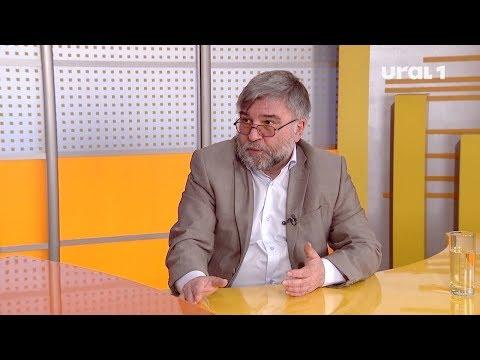 Главный герой (ответственный секретарь приёмной комиссии ЮУрГУ Александр Губарев)