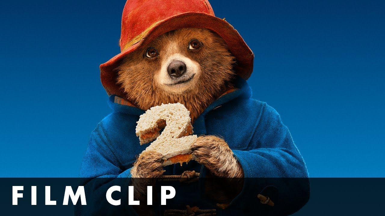 PADDINGTON 2 - Pop-Up Book Clip