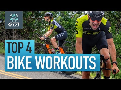 Top 4 Bike Workouts | Cycle Even Faster