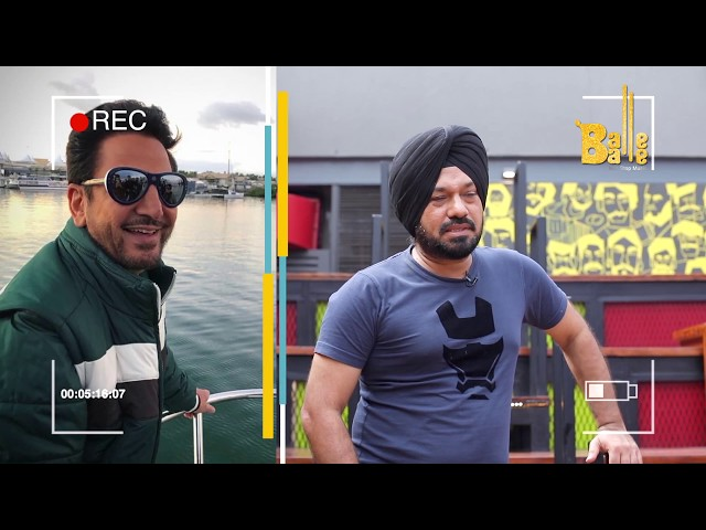 Gurpreet Ghuggi | Lens Talk Promo | Balle Balle TV