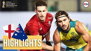 England v Australia | Odisha Mens Hockey World Cup Bhubaneswar 2018 | HIGHLIGHTS