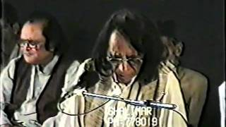 Urdu Poetry Readings of Jaun Elia!