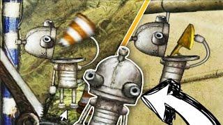 LE ROBOT QUI AVALE TOUT | Machinarium
