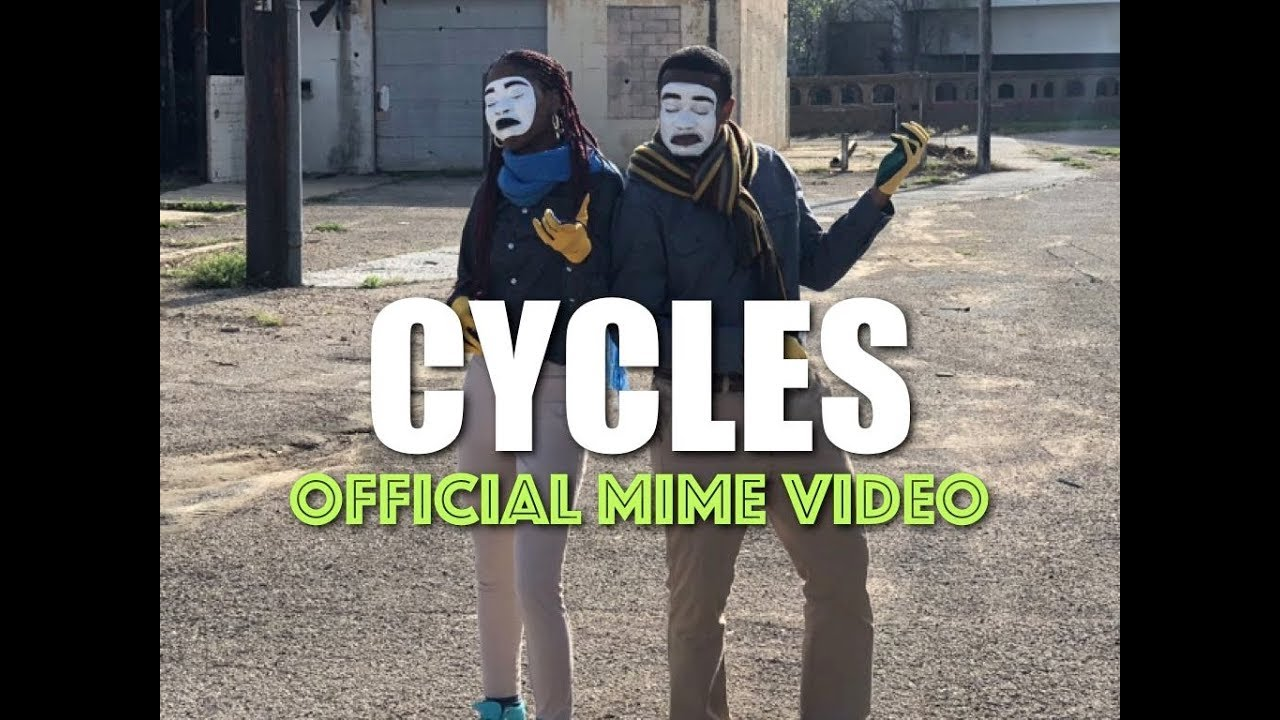 Official Mime Video Cycles Jonathan Mcreynolds Youtube