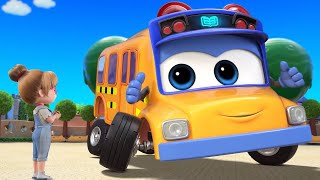 Школьный Автобус Гордон 🚌 Ярмарка 1 серия 1 сезон 🚍 Мультфильм для детей