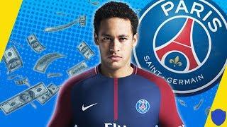 Neymar £200m psg deal done! | totally interesting transfer stories