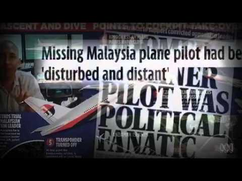 MH 370 ABC 4 Corners