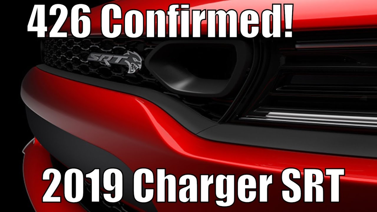 Dodge Confirms 426 Hemi! Big Changes 2019 Charger & Challenger Hellcat! - YouTube