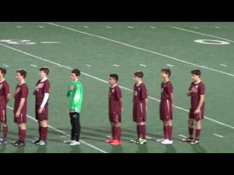 Varsity Soccer Boys M A High School Vs Watsonville High School CCS Semifinal March 1st, 2017