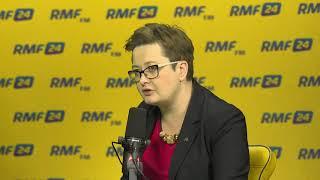 Katarzyna Lubnauer gościem Rozmowy w samo południe w RMF FM