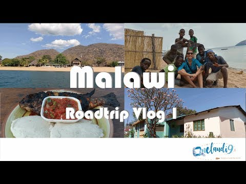 Malawi I Road Trip I Vlog 1