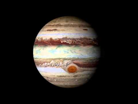 ASMR Jupiter Planet Whisper Facts