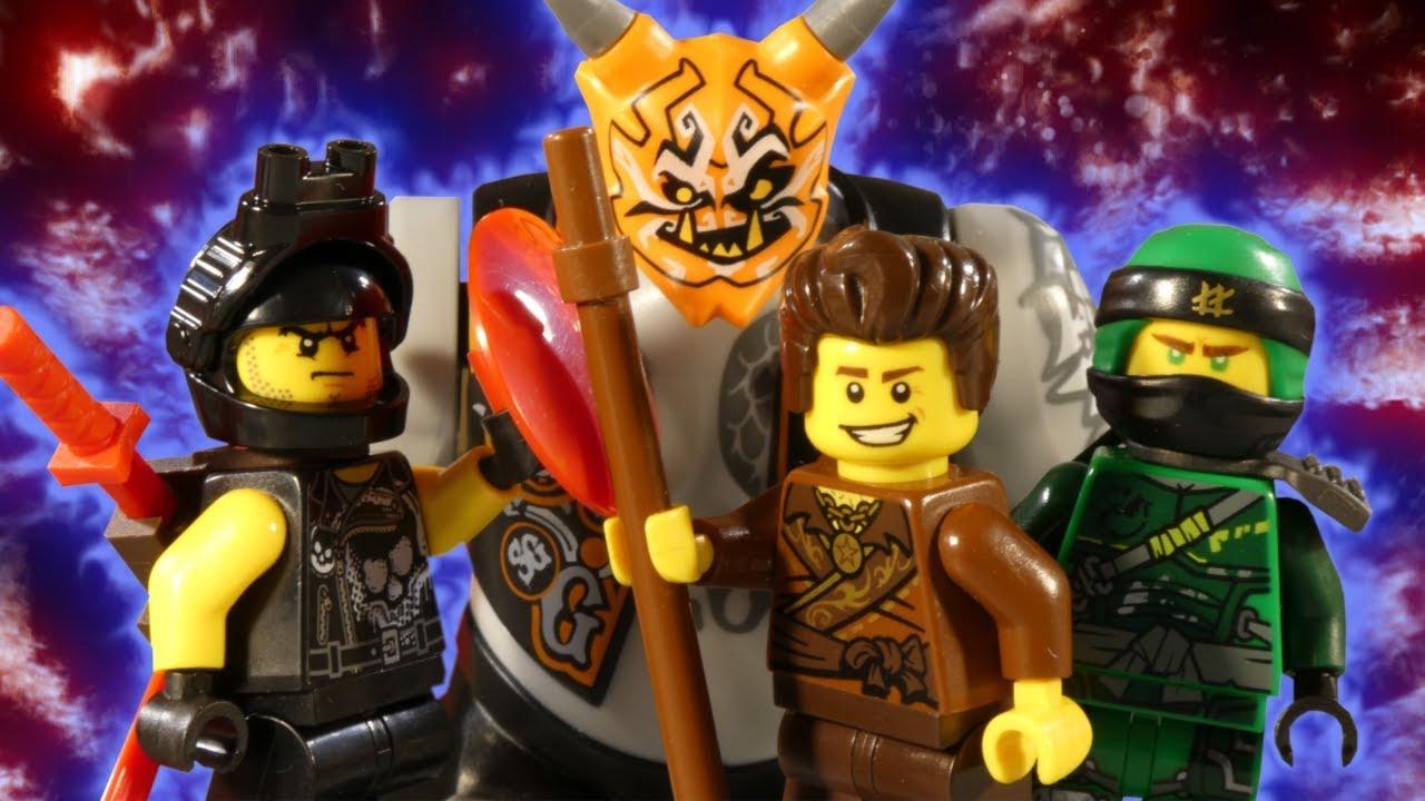 LEGO NINJAGO HUNTED - RESISTANCE ATTACK