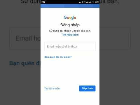 Hướng dẫn tạo tài khoản Google để đăng ký trên YouTube