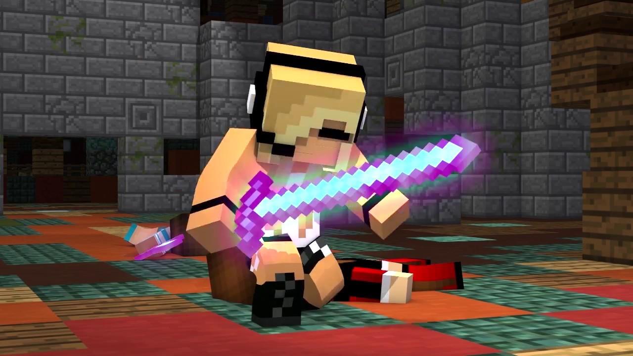 Top 10 Minecraft Songs 2018! Top 10 Best Animated Minecraft Music Videos 2018!
