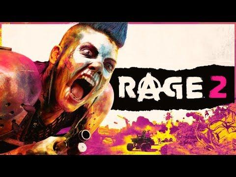 Bethesda представила первый официальный трейлер Rage 2