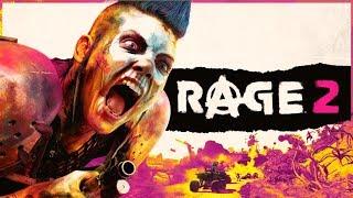 RAGE 2 — официальный видеоролик анонса