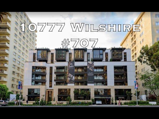 10777 Wilshire #707