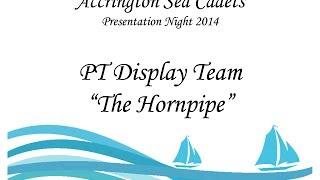 Accrington Sea Cadets - The Hornpipe