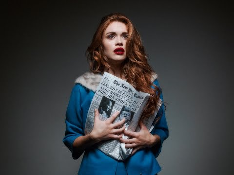Historical Fiction Behind the Scenes with Tyler Shields